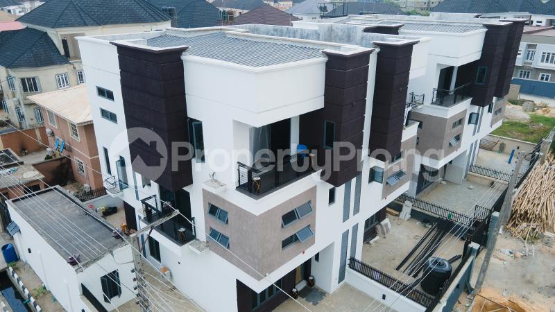 4 bedroom Semi Detached Duplex House for sale Peninsula Gardens Estate Sangotedo Lagos - 22