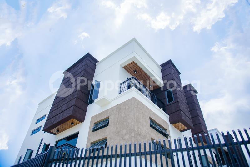 4 bedroom Semi Detached Duplex House for sale Peninsula Gardens Estate Sangotedo Lagos - 29