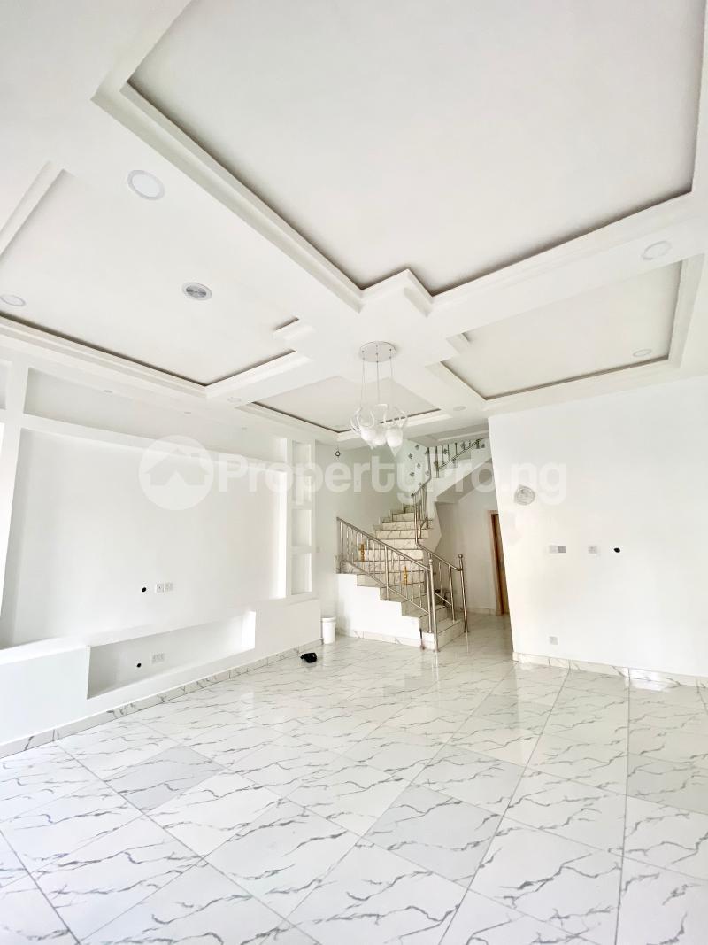 4 bedroom Semi Detached Duplex House for sale Osapa London Jakande Lekki Lagos - 5