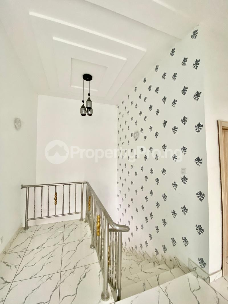 4 bedroom Semi Detached Duplex House for sale Osapa London Jakande Lekki Lagos - 4