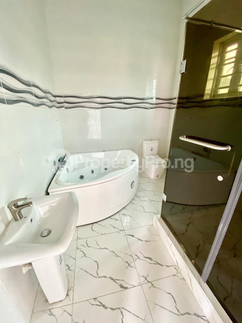 4 bedroom Semi Detached Duplex House for sale Osapa London Jakande Lekki Lagos - 1