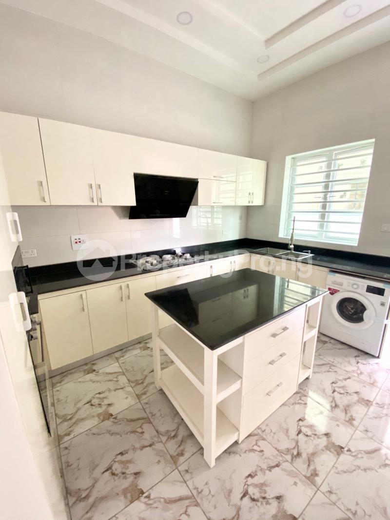 4 bedroom Semi Detached Duplex House for sale Osapa London Jakande Lekki Lagos - 8