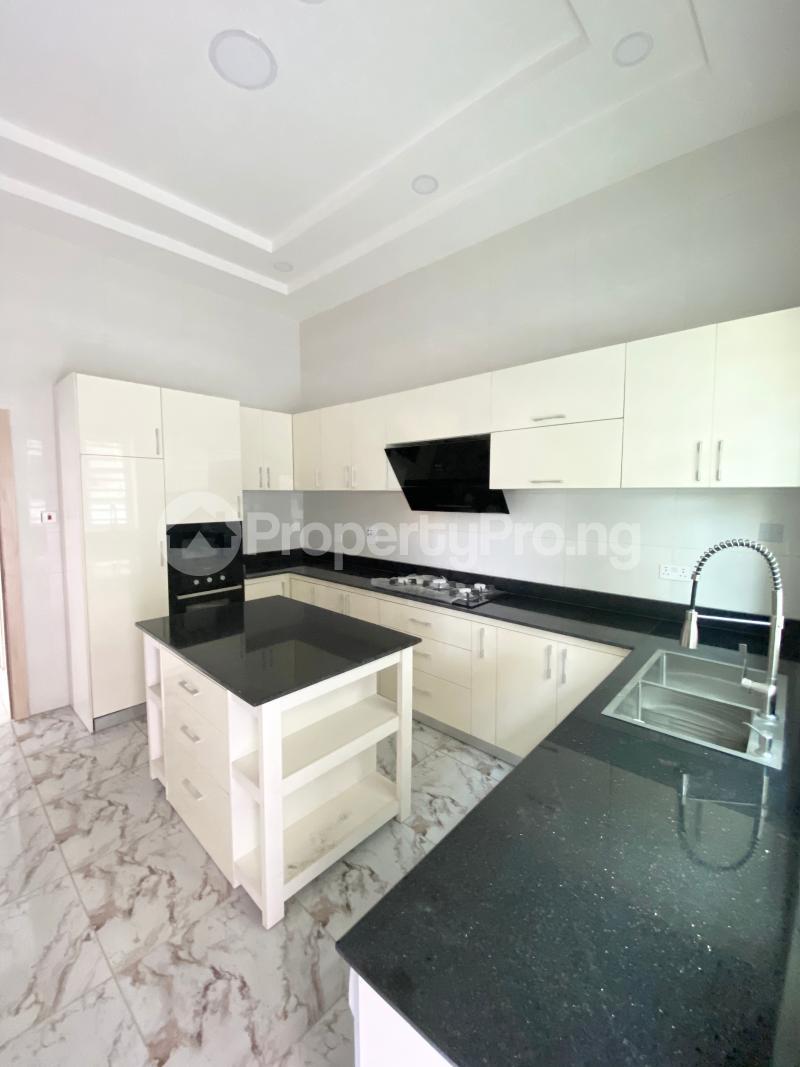 4 bedroom Semi Detached Duplex House for sale Osapa London Jakande Lekki Lagos - 7