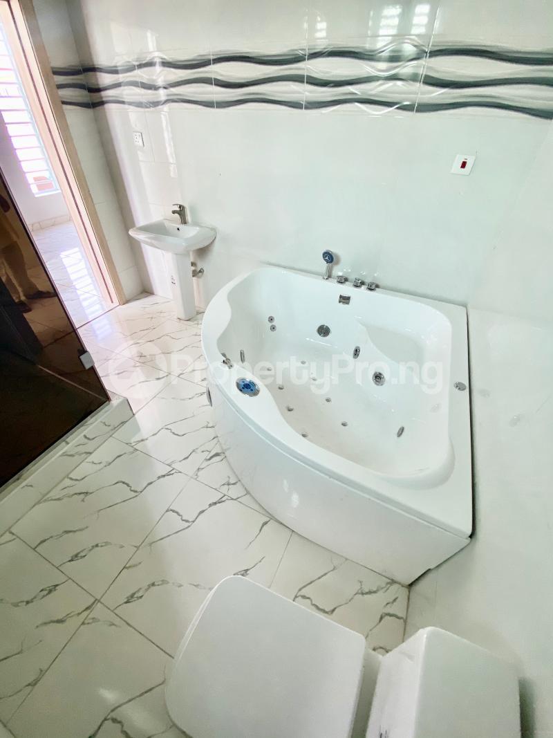 4 bedroom Semi Detached Duplex House for sale Osapa London Jakande Lekki Lagos - 2