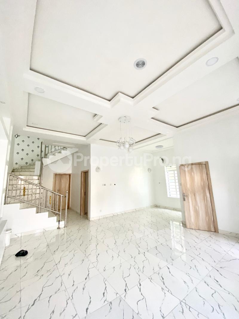 4 bedroom Semi Detached Duplex House for sale Osapa London Jakande Lekki Lagos - 6