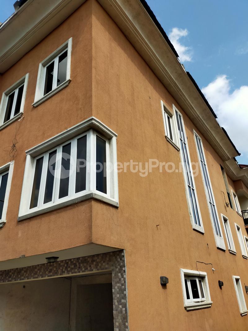 4 bedroom Terraced Duplex House for rent Off Coker road ilupeju Coker Road Ilupeju Lagos - 0