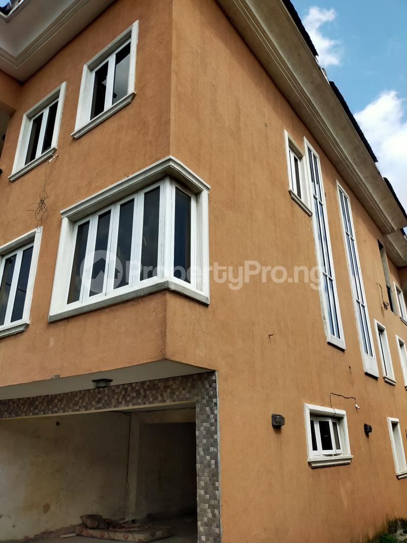 4 bedroom Terraced Duplex House for rent Off Coker road ilupeju Coker Road Ilupeju Lagos - 1