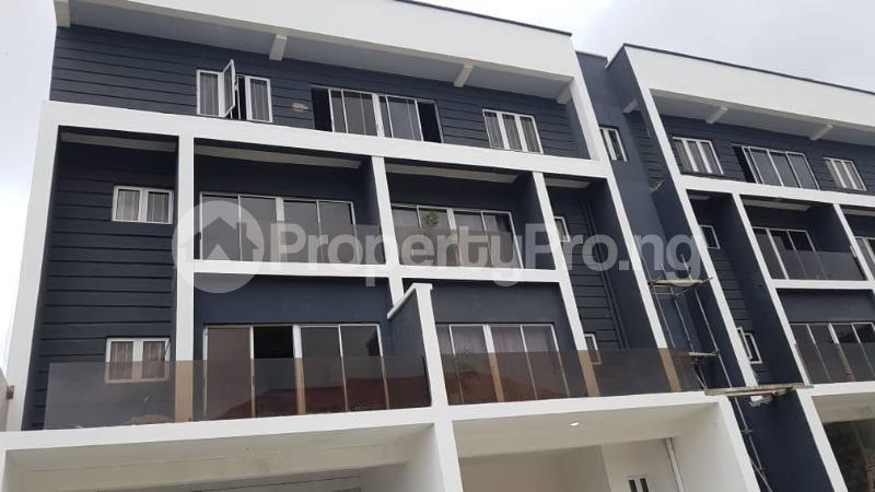 4 bedroom Terraced Duplex House for sale Lekki 1 Lekki Phase 1 Lekki Lagos - 2