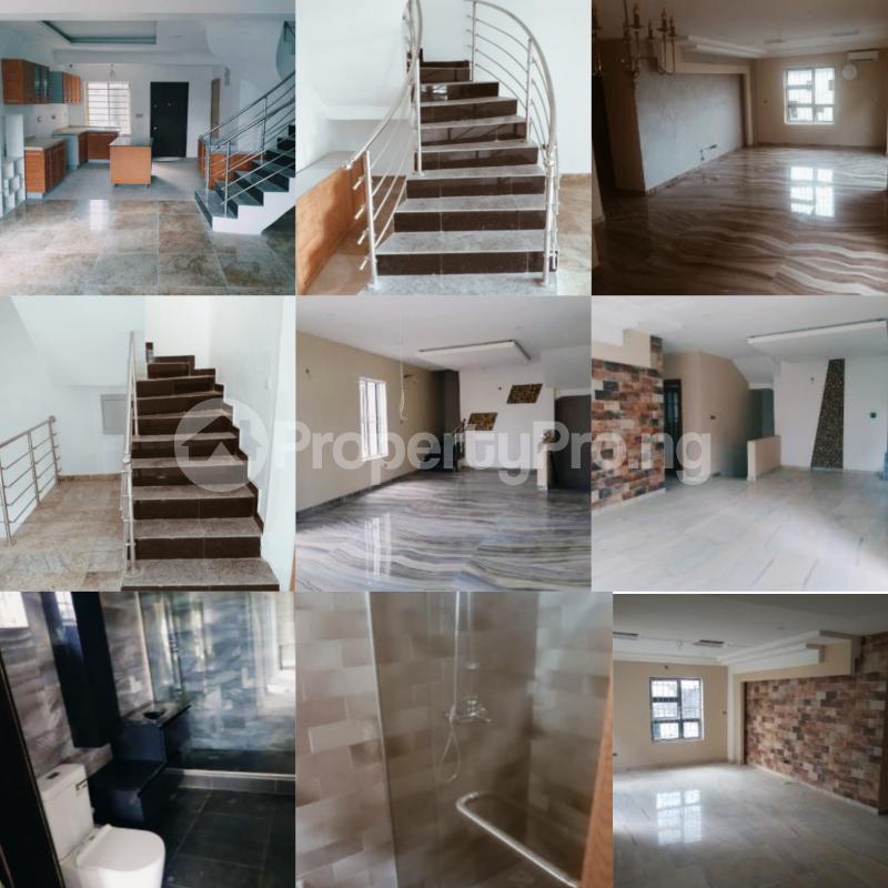 4 bedroom Terraced Duplex House for sale Lekki Phase 1 Lekki Lagos - 13