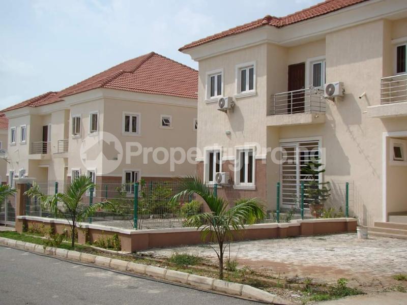 4 bedroom Semi Detached Duplex House for sale Canan Estate Lifecamp Life Camp Abuja - 4