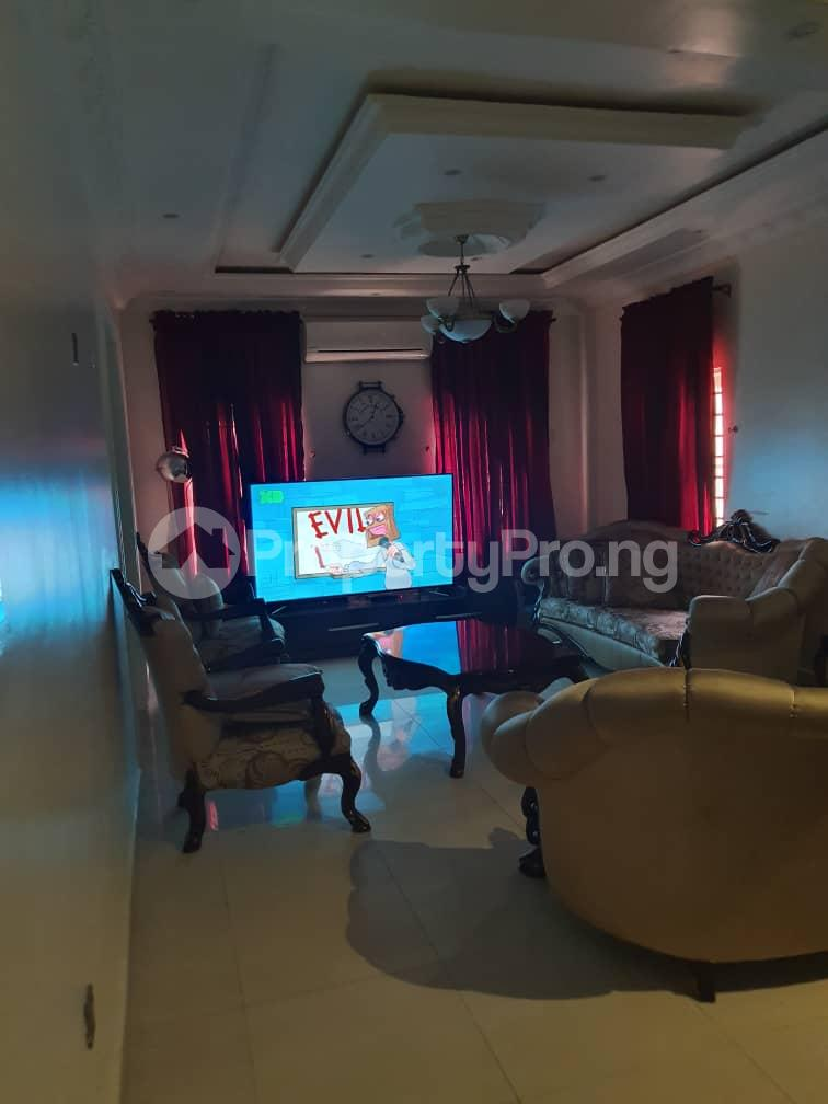 4 bedroom Semi Detached Duplex House for sale Canan Estate Lifecamp Life Camp Abuja - 3