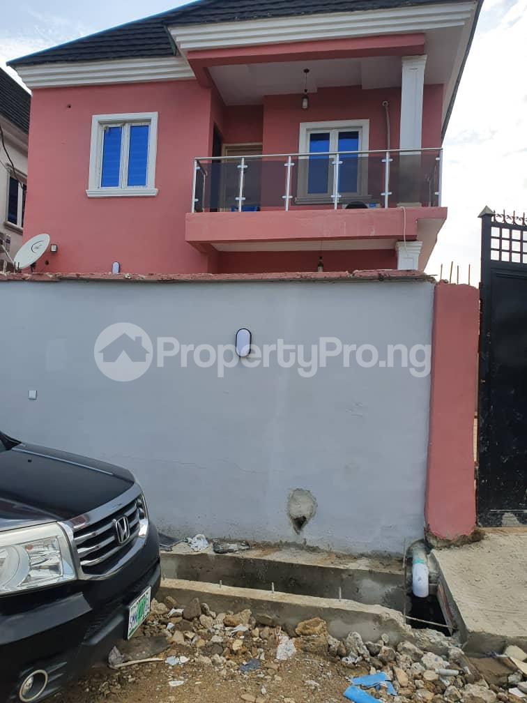4 bedroom Semi Detached Duplex House for sale Millenuim/UPS Gbagada Lagos - 4