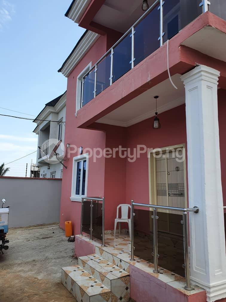 4 bedroom Semi Detached Duplex House for sale Millenuim/UPS Gbagada Lagos - 2