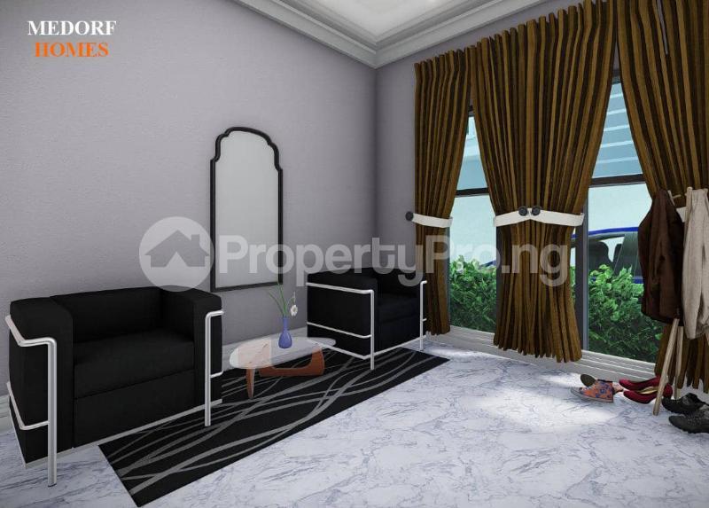 5 bedroom Detached Duplex House for sale Inside Green Park Estate Abijo GRA Abijo Ajah Lagos - 2