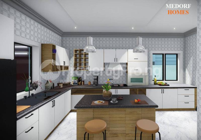 5 bedroom Detached Duplex House for sale Inside Green Park Estate Abijo GRA Abijo Ajah Lagos - 4