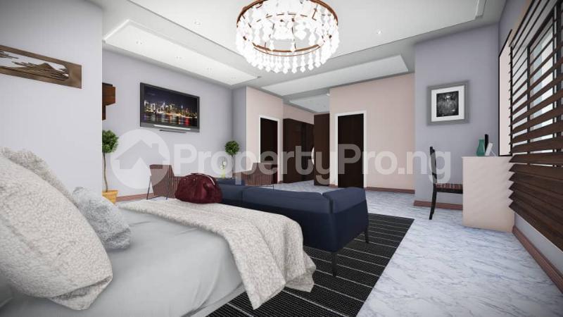 5 bedroom Detached Duplex House for sale Inside Green Park Estate Abijo GRA Abijo Ajah Lagos - 5