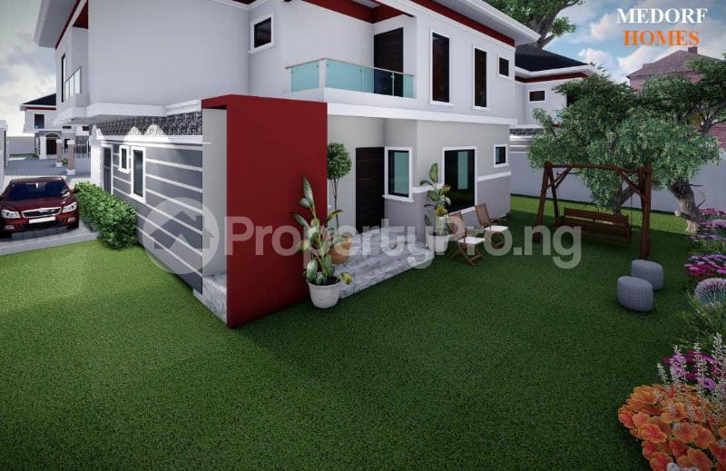 5 bedroom Detached Duplex House for sale Inside Green Park Estate Abijo GRA Abijo Ajah Lagos - 0
