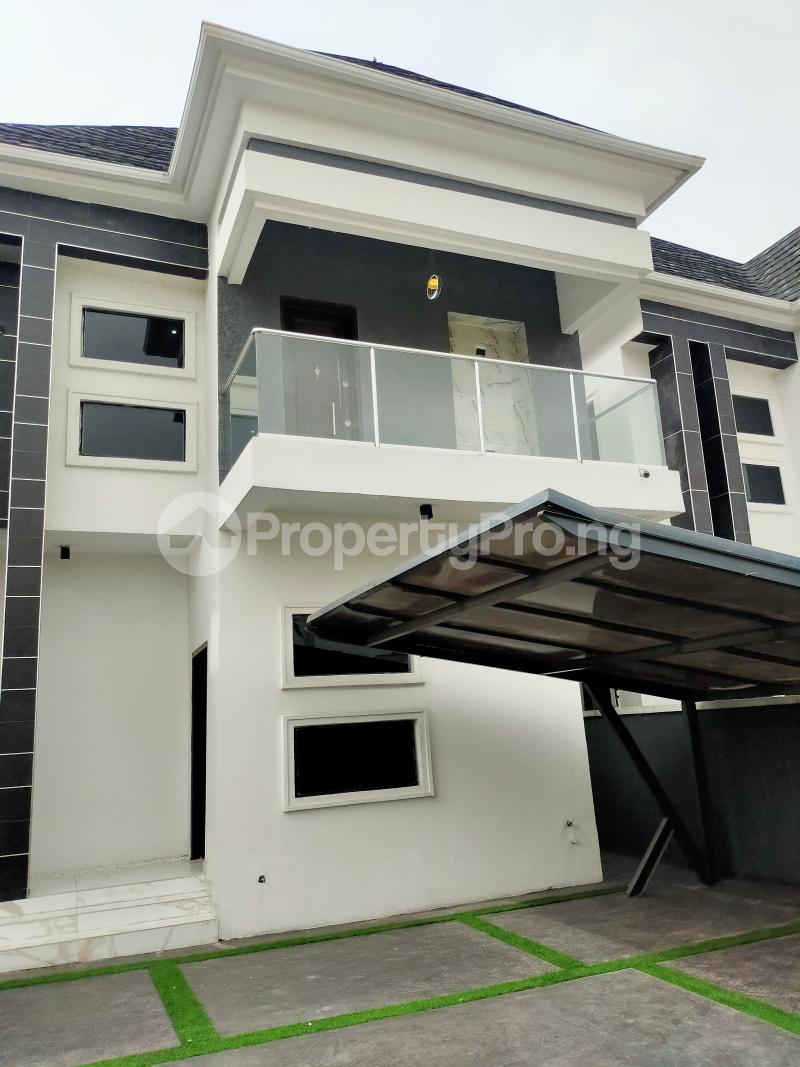 5 bedroom Detached Duplex House for sale Lekki phase 1 Lekki Phase 1 Lekki Lagos - 0