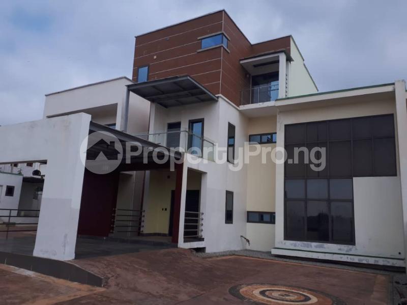 5 bedroom Semi Detached Duplex for sale Asokoro Abuja - 0