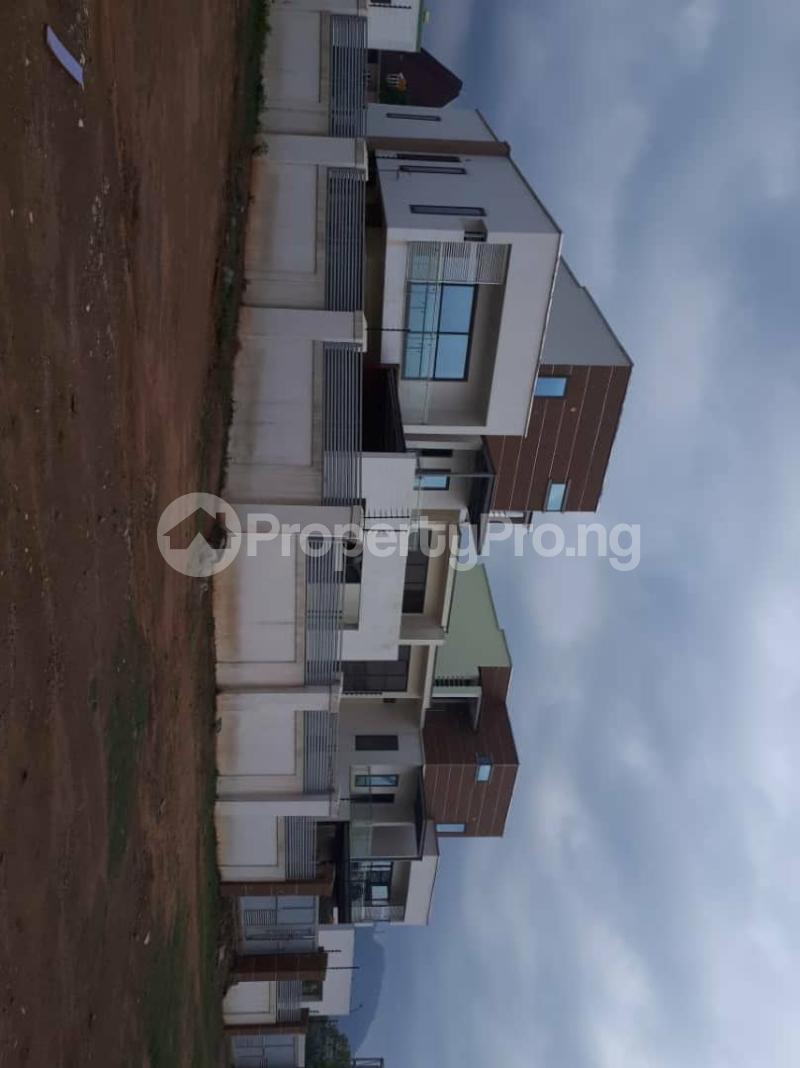 5 bedroom Semi Detached Duplex for sale Asokoro Abuja - 1