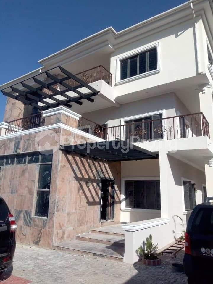 8 bedroom Massionette House for sale Guzape district Guzape Abuja - 11