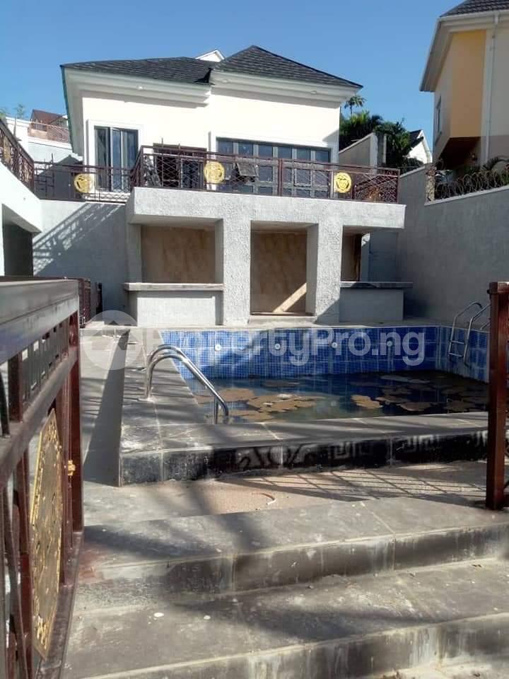 8 bedroom Massionette House for sale Guzape district Guzape Abuja - 9