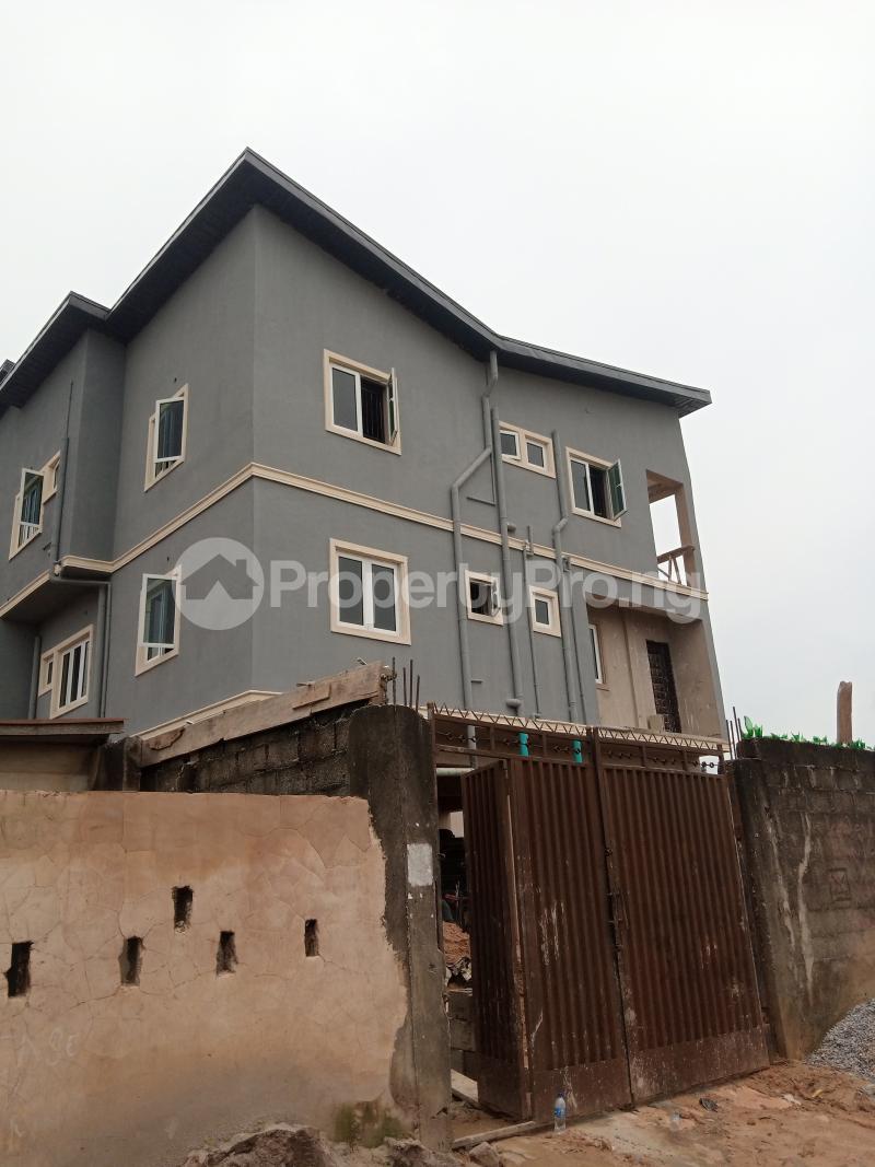 2 bedroom Self Contain Flat / Apartment for rent Ladejobi street off Akamson street Alapere Alapere Kosofe/Ikosi Lagos - 0