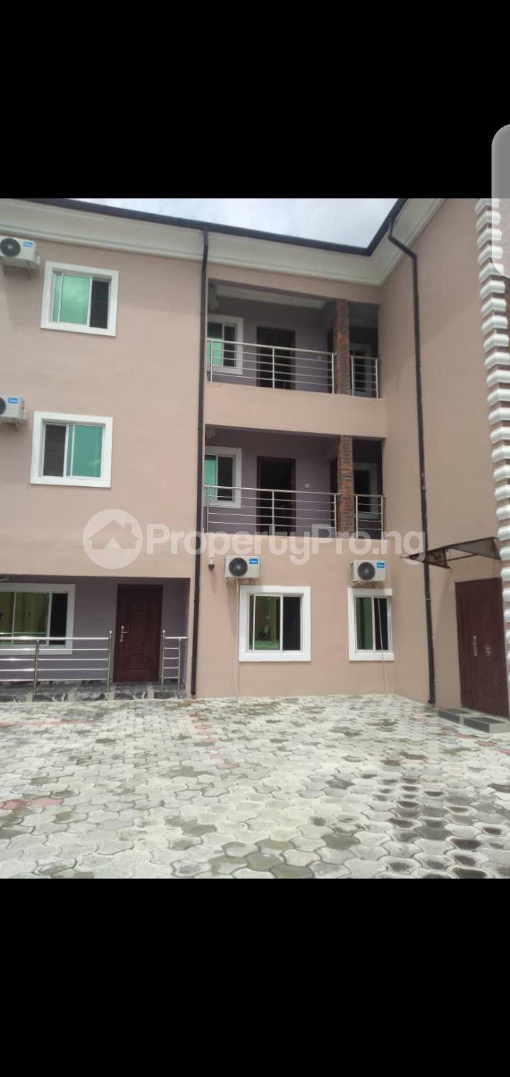 2 bedroom Flat / Apartment for rent Mangroove estate woji Obio-Akpor Rivers - 0