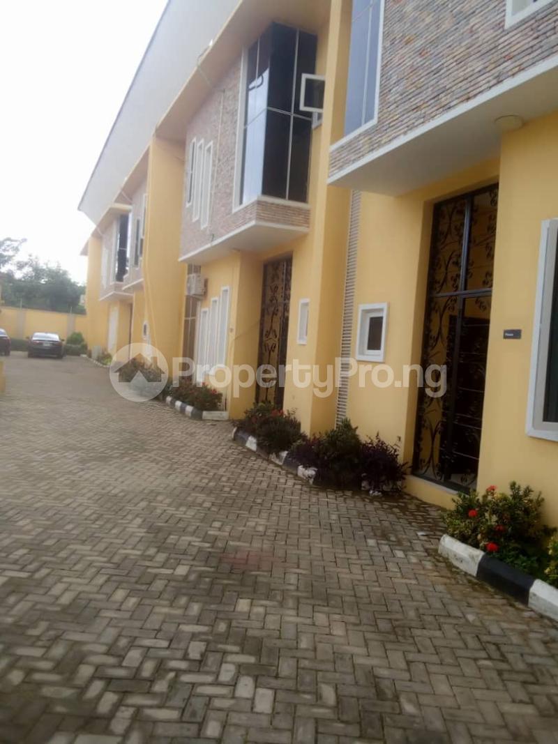 4 bedroom Terraced Duplex for rent Aerodrome Gra, Samonda Samonda Ibadan Oyo - 0