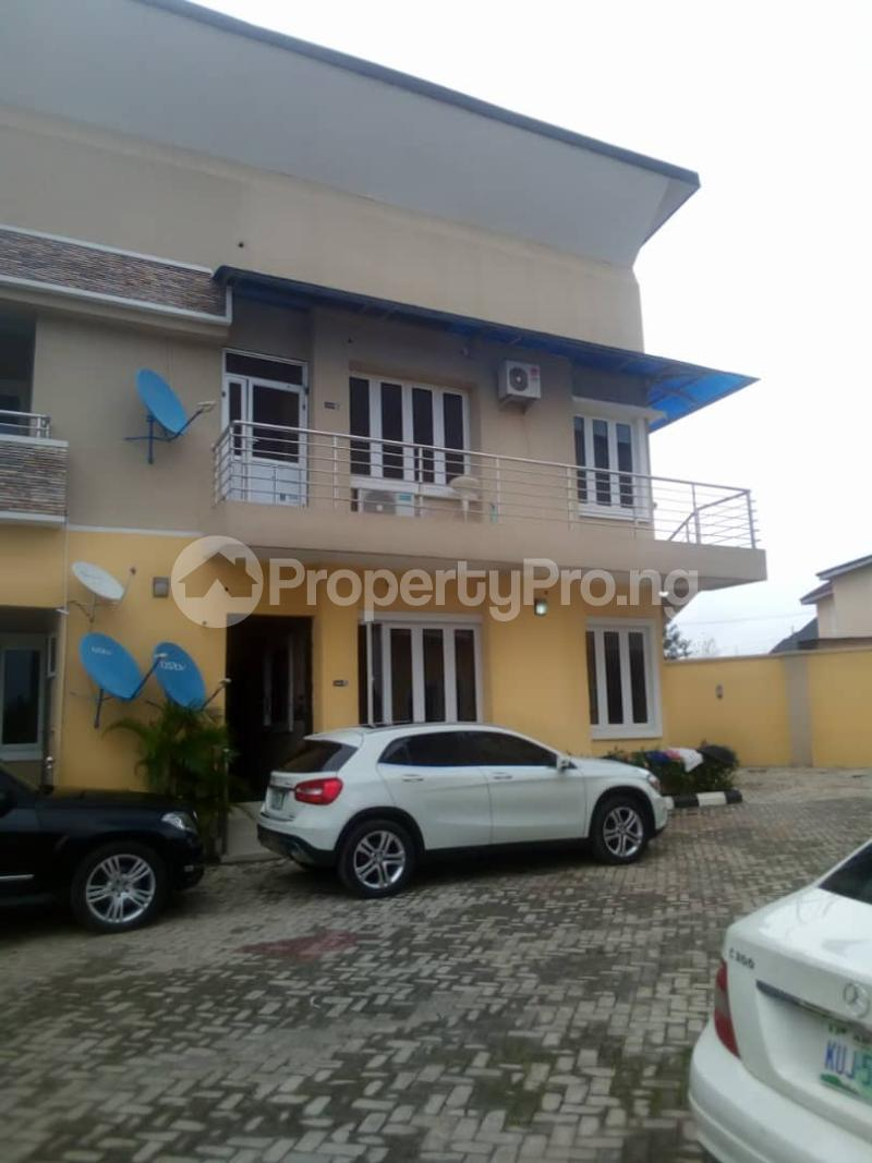 4 bedroom Terraced Duplex for rent Aerodrome Gra, Samonda Samonda Ibadan Oyo - 7