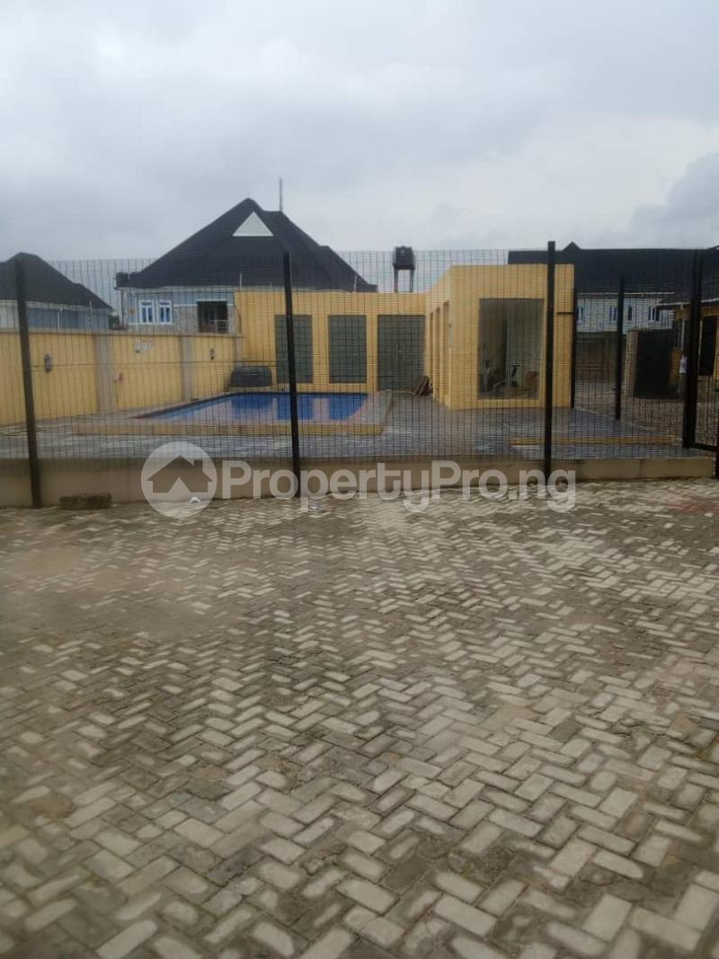 4 bedroom Terraced Duplex for rent Aerodrome Gra, Samonda Samonda Ibadan Oyo - 2