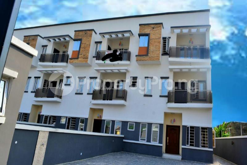 4 bedroom Boys Quarters for sale Thomas Estate Abraham adesanya estate Ajah Lagos - 1