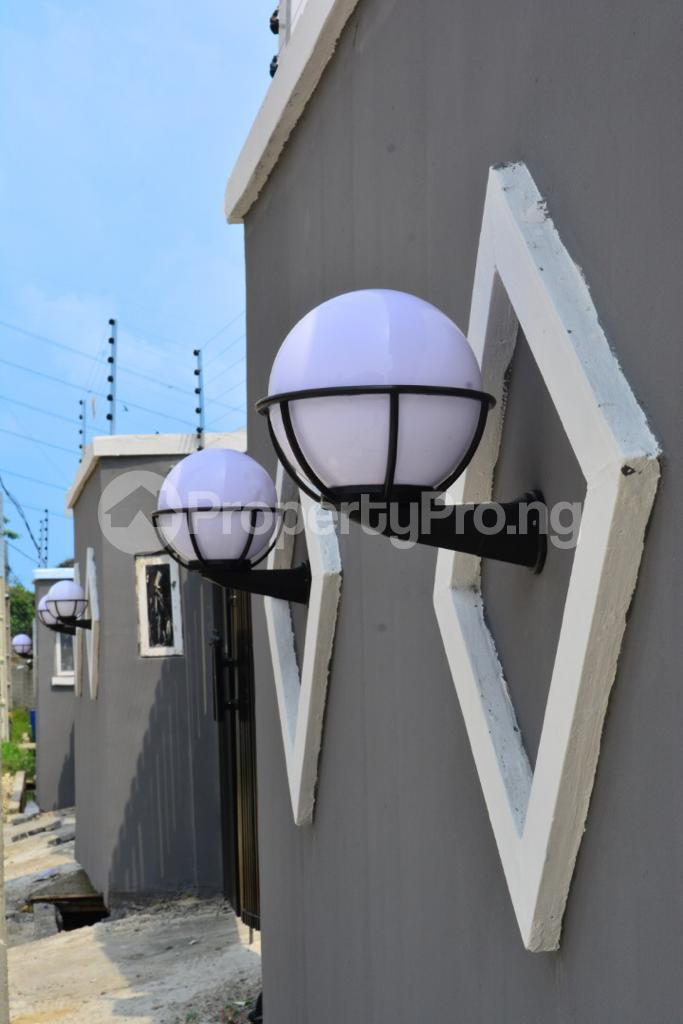 4 bedroom Boys Quarters for sale Thomas Estate Abraham adesanya estate Ajah Lagos - 4