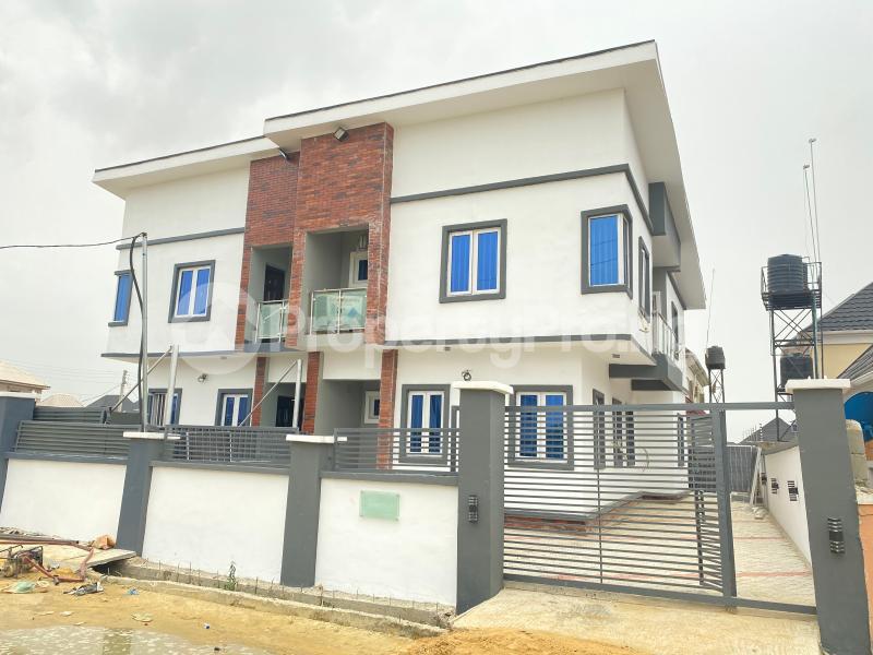 4 bedroom Semi Detached Duplex House for sale Thomas estate Ajah Lagos - 1