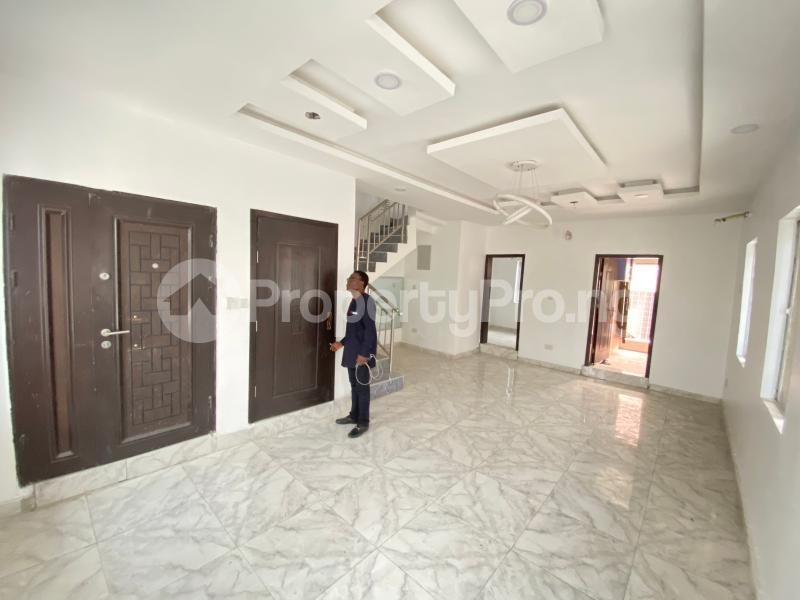 4 bedroom Semi Detached Duplex House for sale Thomas estate Ajah Lagos - 17