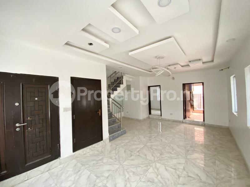 4 bedroom Semi Detached Duplex House for sale Thomas estate Ajah Lagos - 14