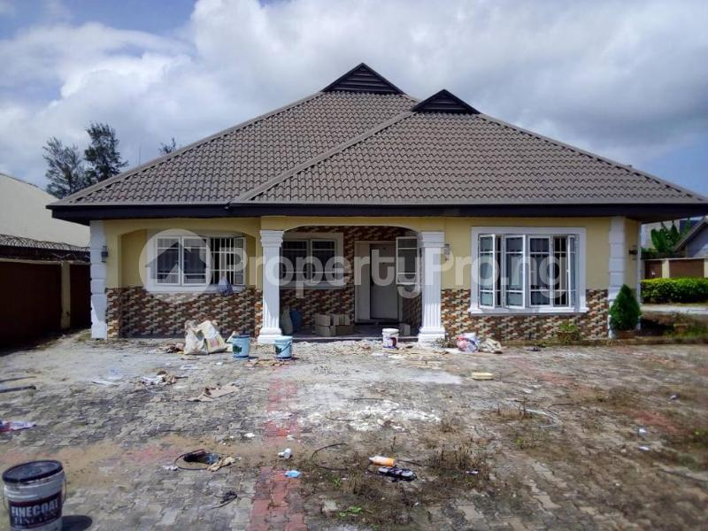 5 bedroom Detached Bungalow House for sale 27 Onyedika Street, Ogbeowelle, Akpanam, oshimili north, Asaba Oshimili North Delta - 3