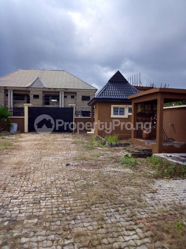 5 bedroom Detached Bungalow House for sale 27 Onyedika Street, Ogbeowelle, Akpanam, oshimili north, Asaba Oshimili North Delta - 2