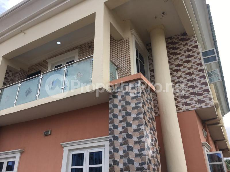 3 bedroom Self Contain Flat / Apartment for rent I.k peters Ajao Estate Isolo Lagos - 0