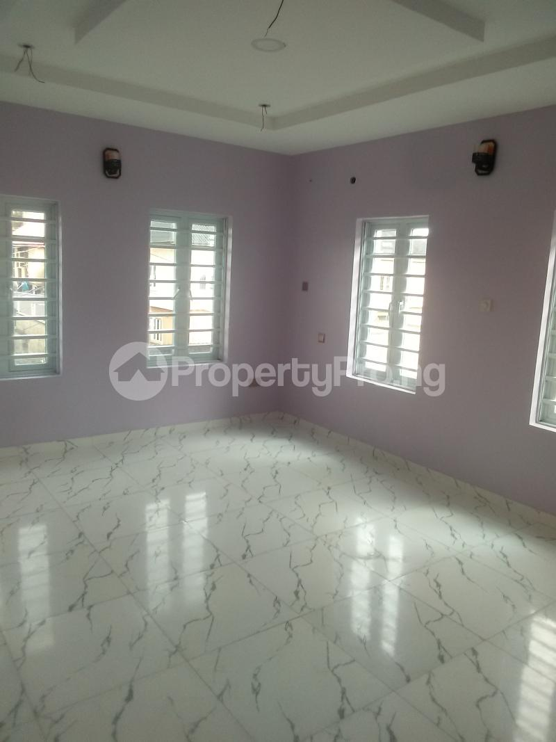 Detached Duplex House for sale Gated Estate close to ikeja Pen cinema Agege Lagos - 3