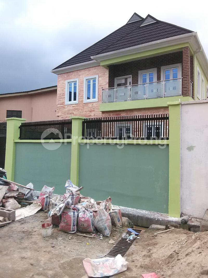 Detached Duplex House for sale Gated Estate close to ikeja Pen cinema Agege Lagos - 9