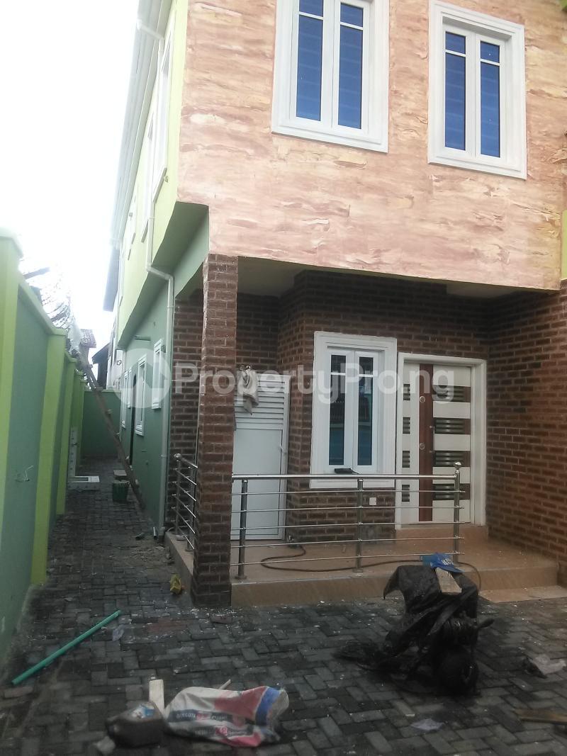 Detached Duplex House for sale Gated Estate close to ikeja Pen cinema Agege Lagos - 5