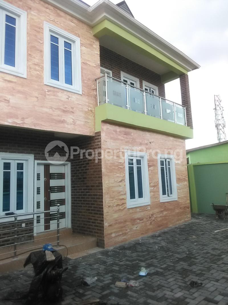 Detached Duplex House for sale Gated Estate close to ikeja Pen cinema Agege Lagos - 22