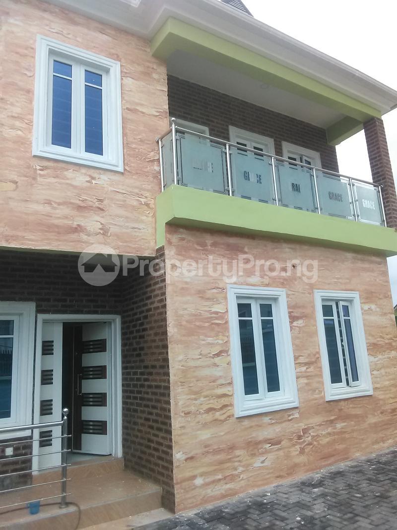 Detached Duplex House for sale Gated Estate close to ikeja Pen cinema Agege Lagos - 13