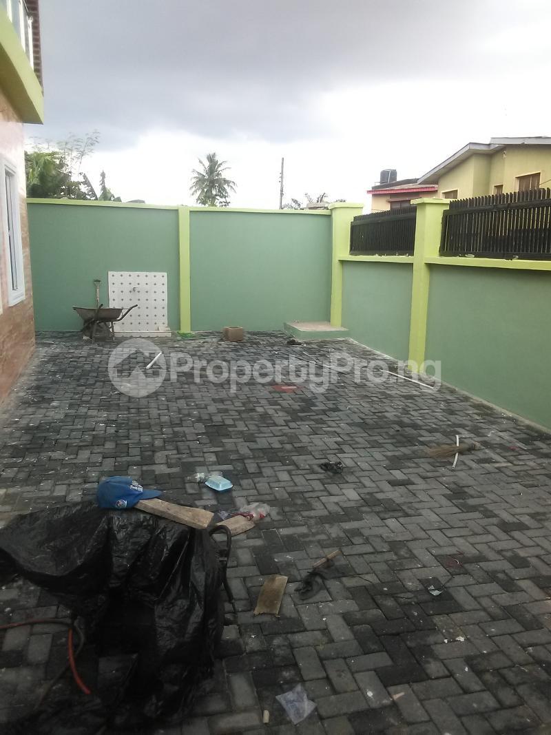 Detached Duplex House for sale Gated Estate close to ikeja Pen cinema Agege Lagos - 0