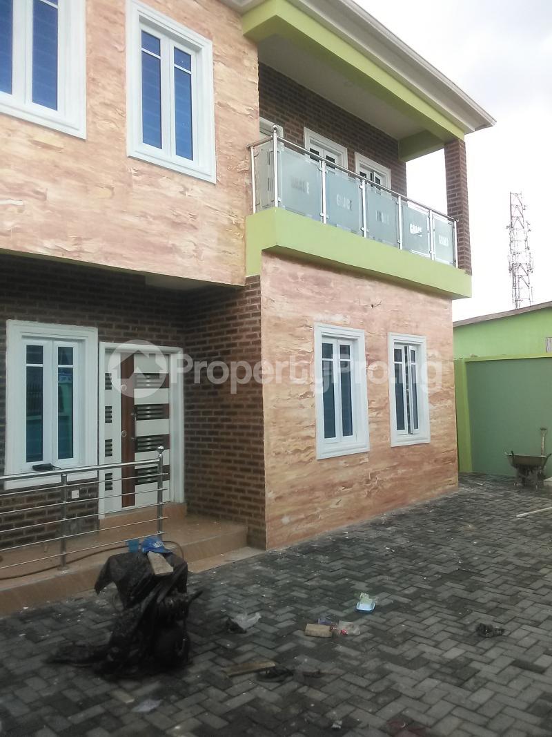 Detached Duplex House for sale Gated Estate close to ikeja Pen cinema Agege Lagos - 6