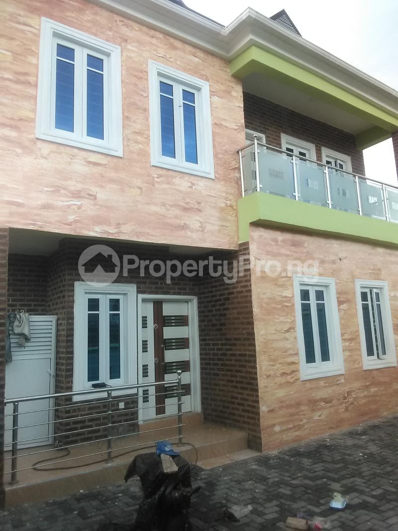 Detached Duplex House for sale Gated Estate close to ikeja Pen cinema Agege Lagos - 24