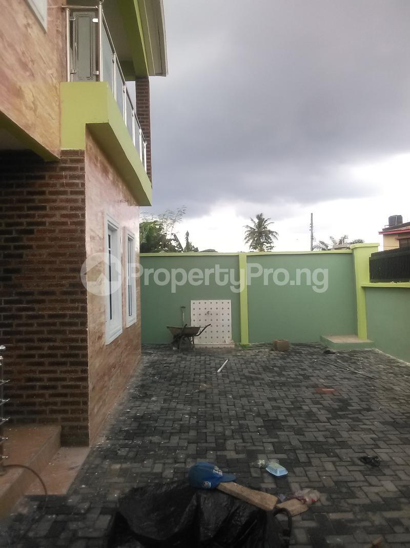 Detached Duplex House for sale Gated Estate close to ikeja Pen cinema Agege Lagos - 2