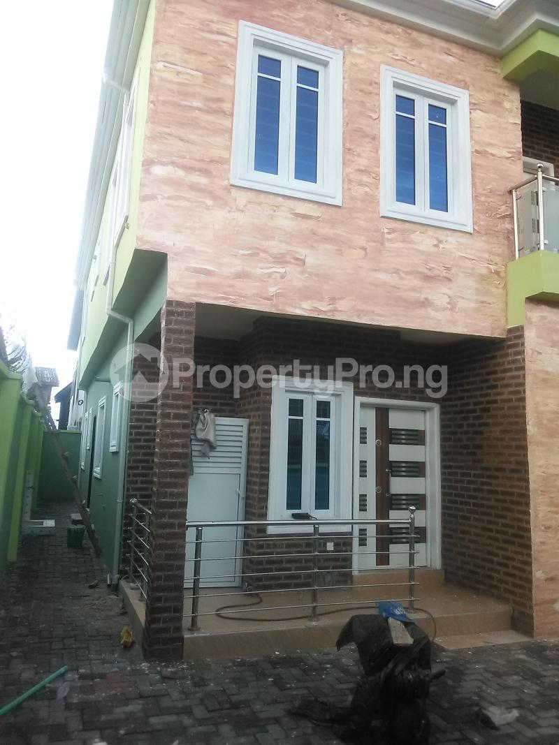 Detached Duplex House for sale Gated Estate close to ikeja Pen cinema Agege Lagos - 25