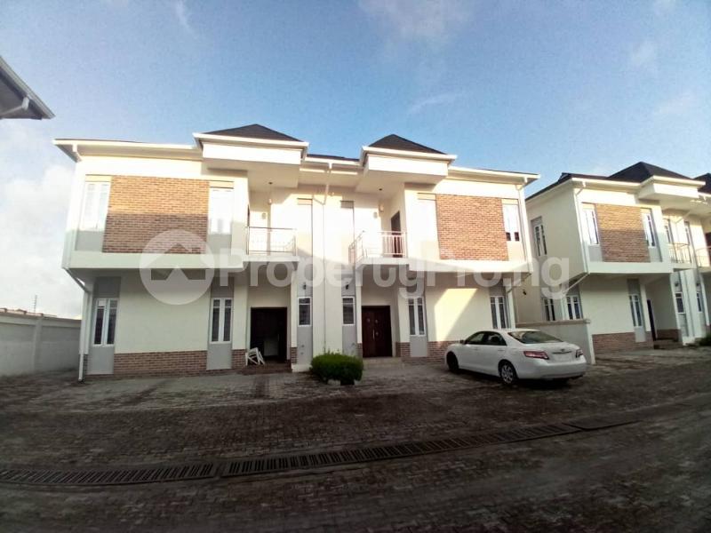 4 bedroom Terraced Duplex House for sale Mobil estate road,lekki scheme 2. Lekki Phase 2 Lekki Lagos - 12